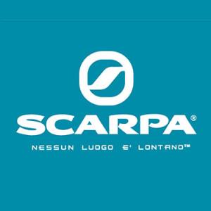 Scarpa - Official Sponsor of Chicks Climbing & Skiing.
