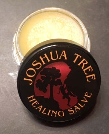 Joshua tree hand salve